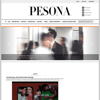 ArchiveBay.com - pesona.co.id - PESONA - Life Inspiration Passion