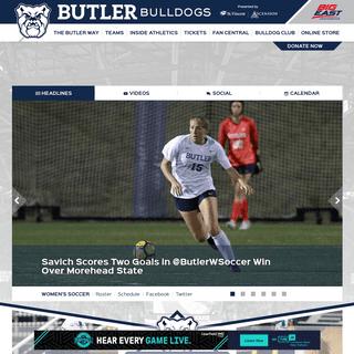 Butler University - Butler Bulldogs