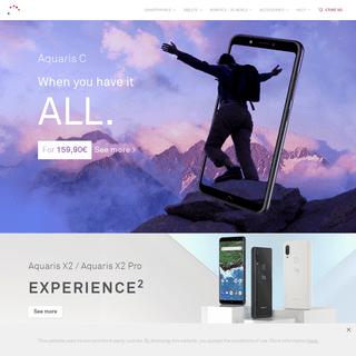 Smartphones, Tablets, E-readers, 3D printers and robotiks - BQ