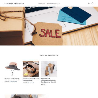 Ecomnz Products – Ecomzip Products