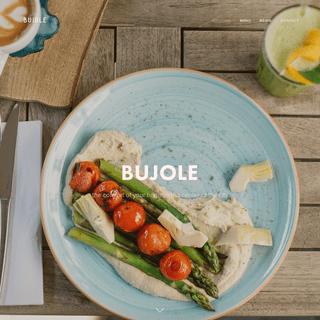 Bujole - Welcome