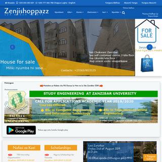 Zenji Shoppazz - Nyumbani