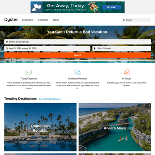 Oyster.com - Hotel Reviews and Photos