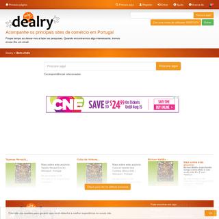 ArchiveBay.com - dealry.pt - Dealry - é assim que ganha