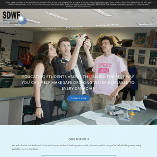 ArchiveBay.com - safewater.org - Safe Drinking Water Foundation