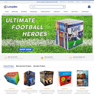 Childrens books at bargain prices - Save upto 80- Lowplex