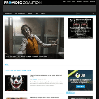 ProVideo Coalition - Official Site
