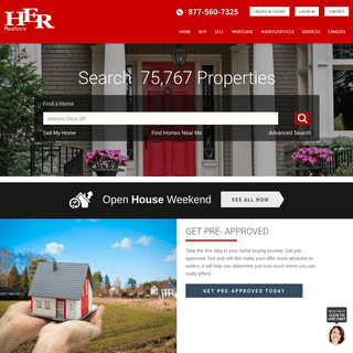 HER Columbus, Cincy & Dayton OH Real Estate & Homes For Sale - HER Realtors Columbus, Cincinnati, & Dayton Ohio Real Estate