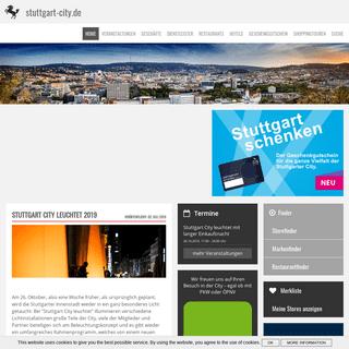 stuttgart-city.de - das Portal für die Stuttgarter City