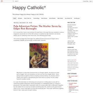 Happy Catholic-