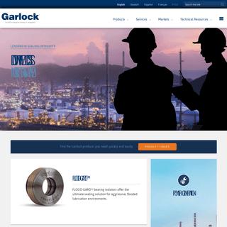 ArchiveBay.com - garlock.com - Garlock - Leaders in Sealing Integrity