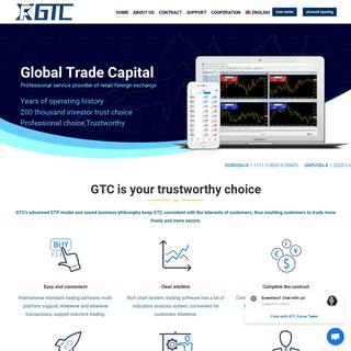 GTC Forex - gtcup.com