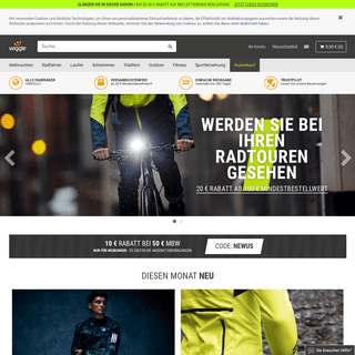 ArchiveBay.com - wigglesport.de - Radfahren - Laufen - Schwimmen - Triathlon und Fahrradshop - Wiggle Deutschland