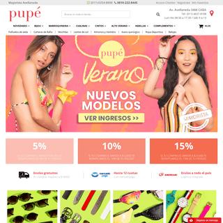 Pupé Moda - Accesorios de moda