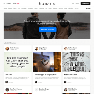 ArchiveBay.com - humans.media - Humans