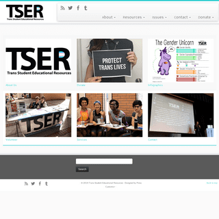 Trans Student Educational Resources