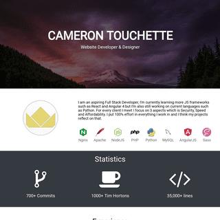 ArchiveBay.com - cameronct.com - CameronCT