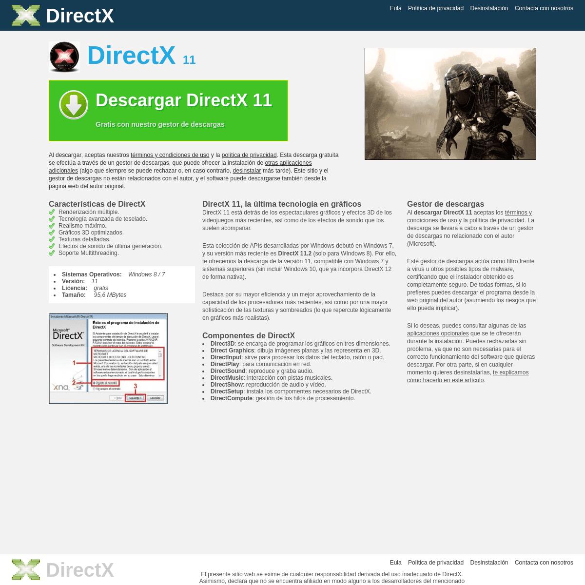 ArchiveBay.com - directx.com.es - DirectX 11 - Descargar gratis