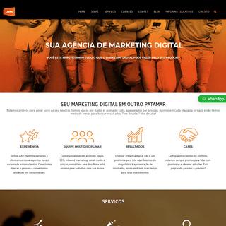 Agência de Marketing Digital de São Paulo - Linka