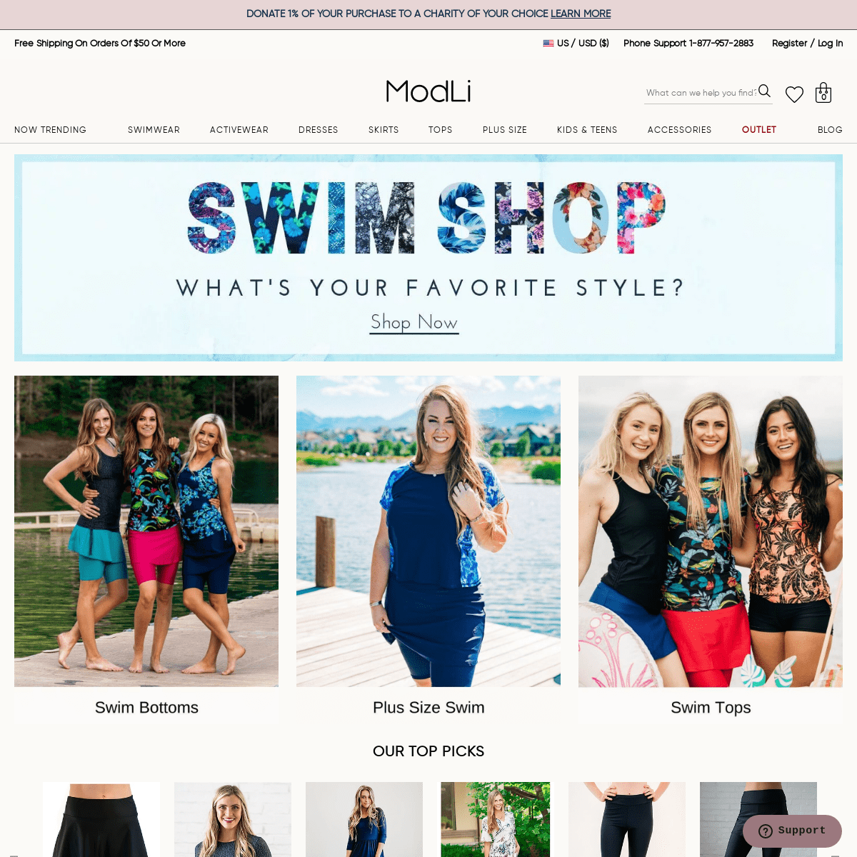 ArchiveBay.com - modli.co - Modest Clothing & Modest Fashion - ModLi