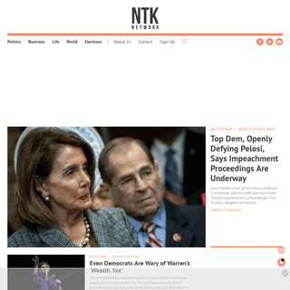 ArchiveBay.com - ntknetwork.com - NTK Network - The News You Need Now