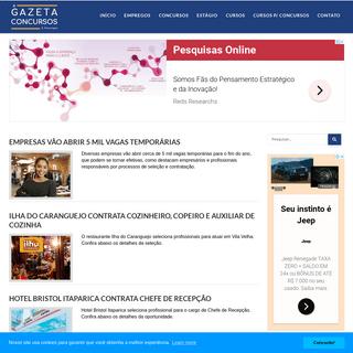 ArchiveBay.com - agazetaconcursos.com.br - Início