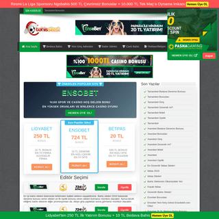 En iyi Online Bahis Siteleri - Kaçak İddaa - Bahis Şirketleri