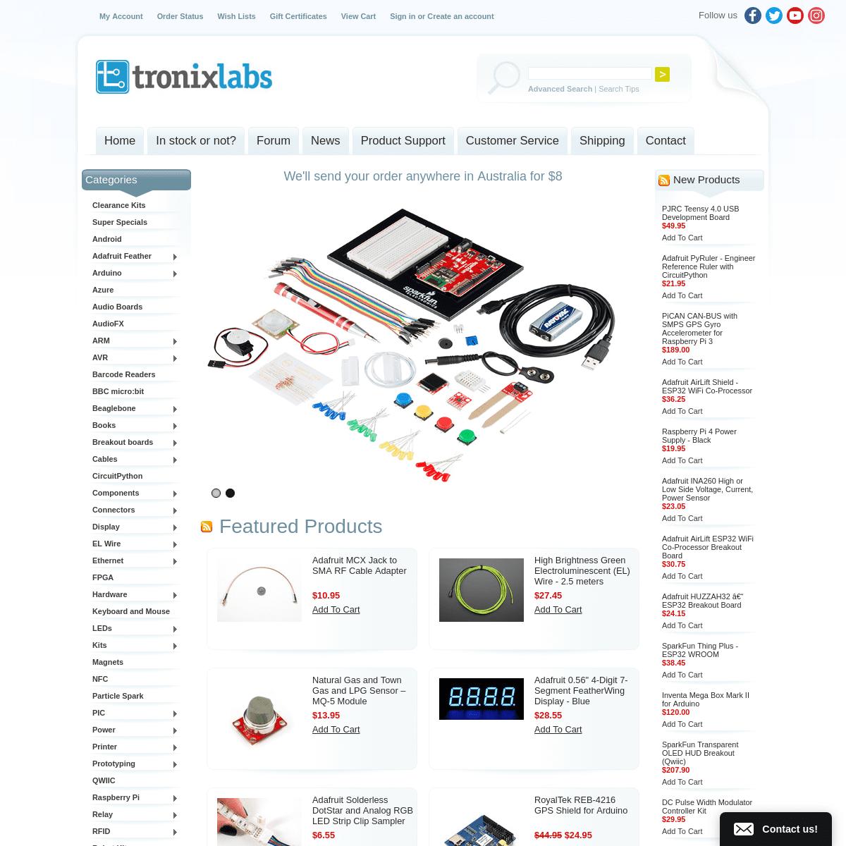 Tronixlabs Australia