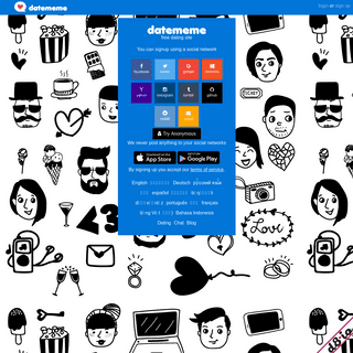 datememe - free dating site