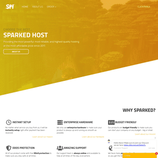 Sparked Host LLC — Home