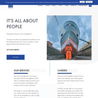ArchiveBay.com - osm.no - Home - OSM Maritime