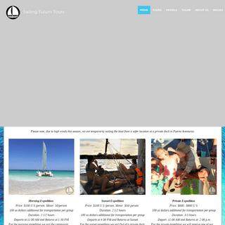 A complete backup of sailingtulum.com
