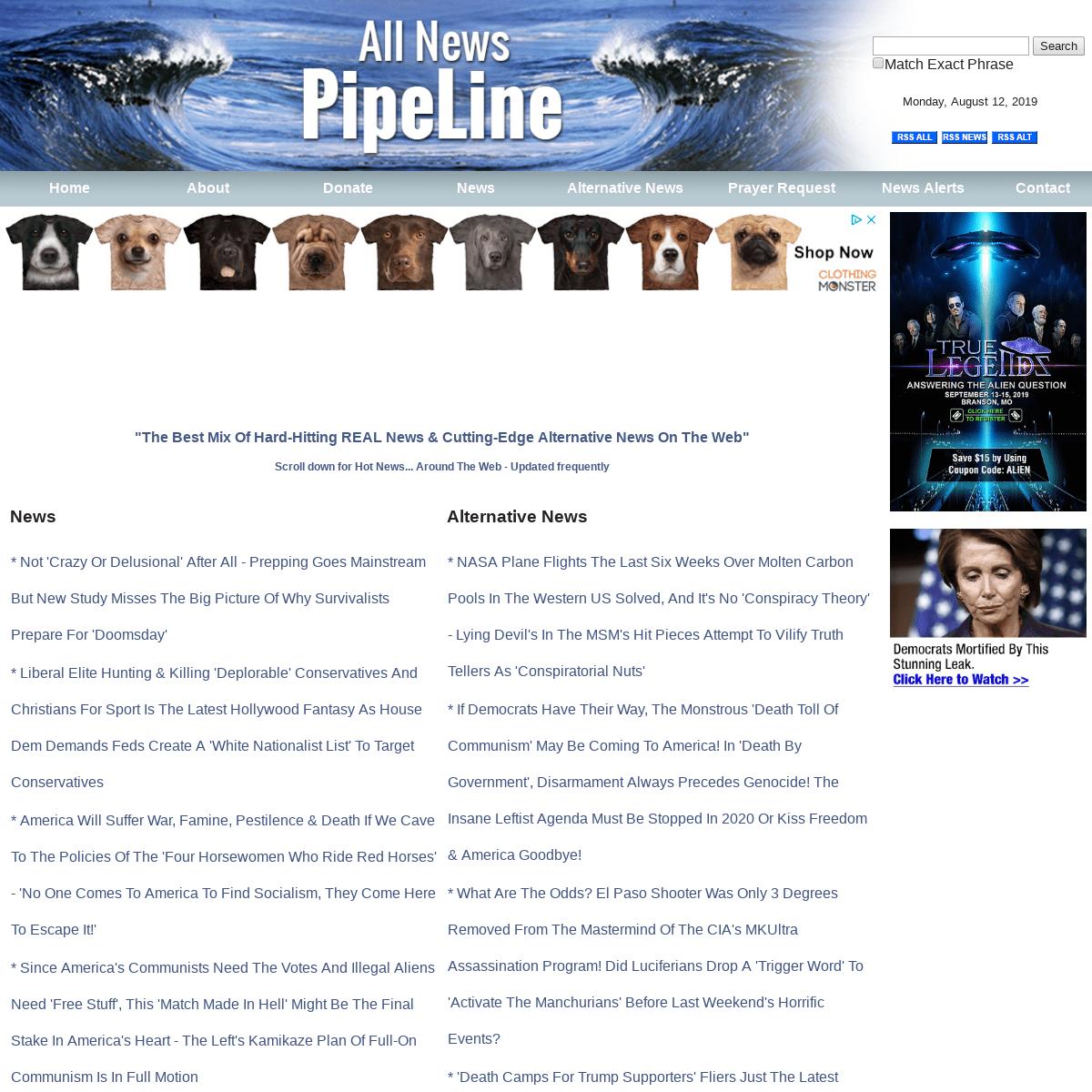 A complete backup of allnewspipeline.com