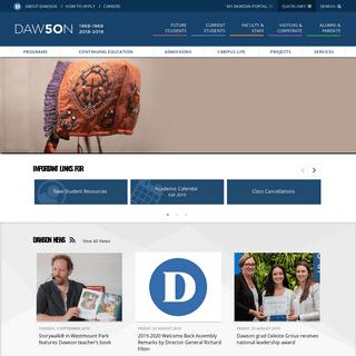 ArchiveBay.com - dawsoncollege.qc.ca - Dawson College
