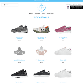 Home Page - SneakerRx.com