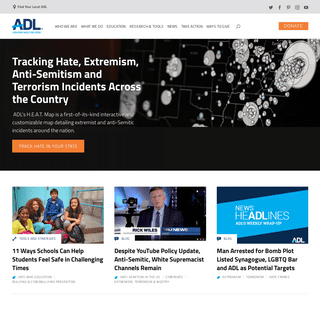 ArchiveBay.com - adl.org - ADL- Fighting Anti-Semitism and Hate