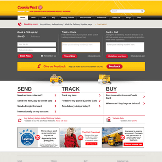 ArchiveBay.com - courierpost.co.nz - Home - CourierPost