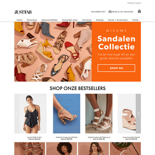 Shop betaalbare schoenen, kleding & mode online - 15- Premier lid korting - JustFab Shop