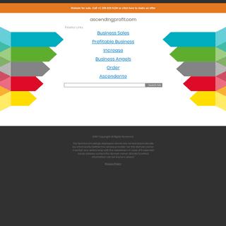ArchiveBay.com - ascendingprofit.com - ascendingprofit.com