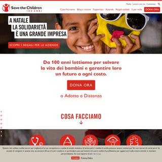 Home - Save the Children Italia
