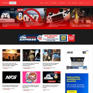 ArchiveBay.com - press-start.com.au - Press Start Australia - Bringing The Best Of Gaming To Australia
