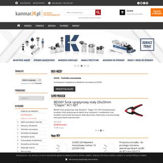 ArchiveBay.com - kammar24.pl - www.KAMMAR24.pl - NARZĘDZIA DLA WYMAGAJĄCYCH