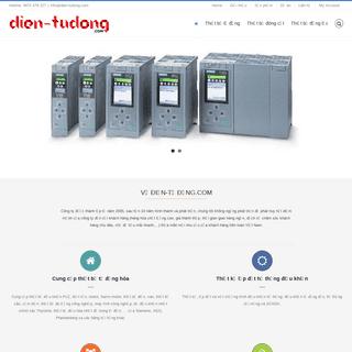 Siemens Việt Nam - Đại lý phân phối chính thức Siemens tại Việt Nam