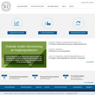 ArchiveBay.com - konj.se - Konjunkturinstitutet - Startsida