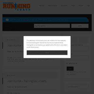 High School Running Coach - The best resource for high school running coaches