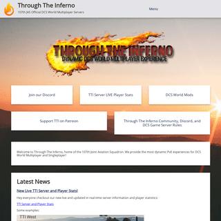 ArchiveBay.com - throughtheinferno.com - Through The Inferno