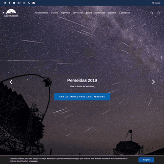 AstroAfición - Observaciones y Cursos de Astronomía