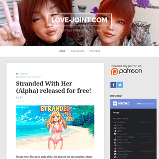love-joint.com – creating free adult games