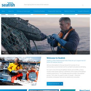 Seafish Home