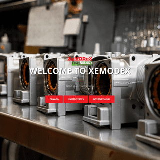 XeMODeX Inc Technology Improved Canada - Specializes In The Manufacturing and Re-manufacturing of Electronic Components for Euro